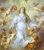 Sermon for the Feast Of The Assumption 2018